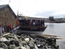 Wicklow lifeboat Open Day 2012