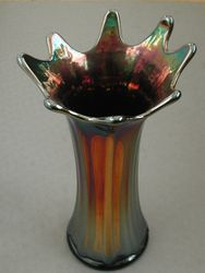 Gum Tips vase, dark