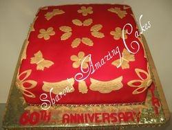 CAKE 04ANNIV - 50th Anniversary Cake