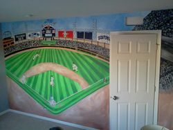 White Sox Mural