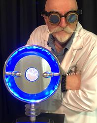 Prof Kazar and his Plasma Generator