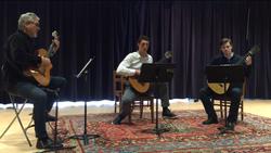 NMS Guitar Trio, December 2017.