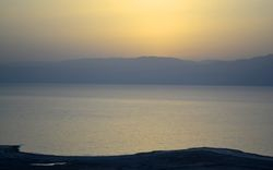 Sunrise Dead Sea