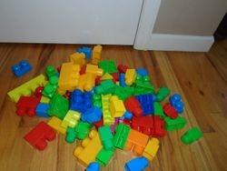 MegaBloks- Quantity of 75 - $12