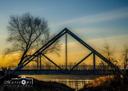 English Landing Bridge