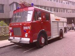 1978 Dennis Fire Engine