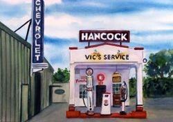Hancock Station, Lindsey