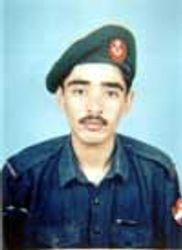 Martyr Ghulam Hussain Al-Hussani