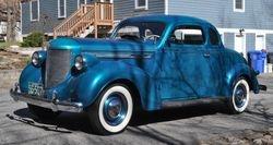 36. 38 Chrysler Royal.