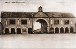 Kingscourt Market Square