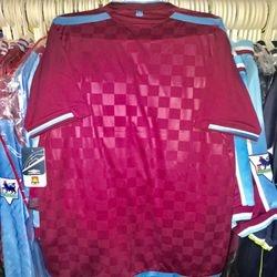Home 2009/10 home prototype home shirt.