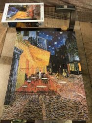 Yankee Swap Puzzle Gift Competed!