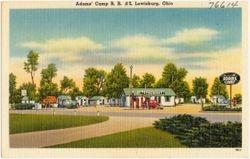 Adam's Camp R.R. #2, Lewisburg, Ohio