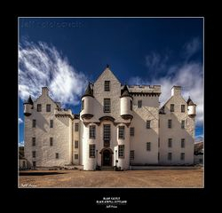 Blair Castle-Blair Atholl-Scotland