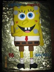 CAKE2A2- SpongeBob Square Pants Cake