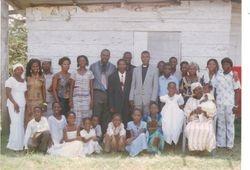 Rev. Samuel K. Ackom With  Rev.D. Nitire
