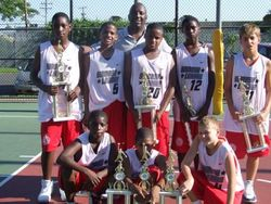 Nike Swoosh Champs U12