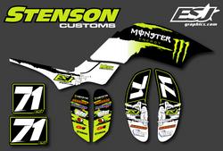 Stenson Custom's Raptor 660