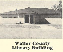 Waller County Library, Hempstead