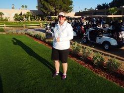 2014 Winner Karen Huckabay
