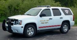 490 - Chief's Vehicle