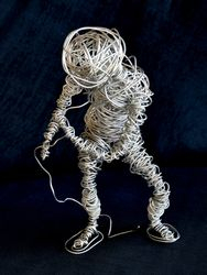Unravelling Sculpture 8
