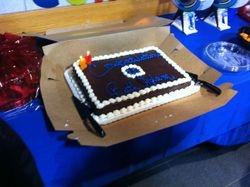 CBA's cake