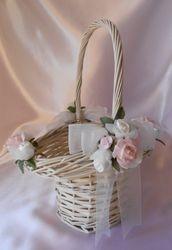 Petal Carry Basket  #F310