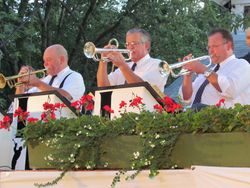 trumpets again