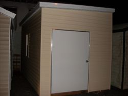8x14 with 8 foot walls