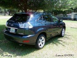 Crystal I.--------Lexus RX330