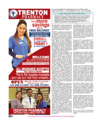 Trenton Pharmacy, D-Senadores