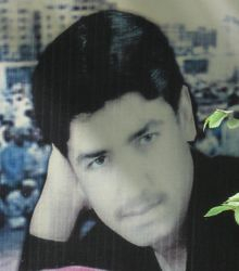 Shaheed Haji Ahmed Jawad (Walad haji Ghulam Hazrat)