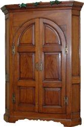 English Corner Cabinet- $2,500 - $3,000