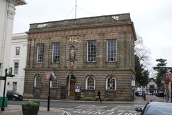 The Court House, Warwick