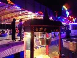 Magna Sheffield, Popcorn, Candy floss Machine Hire