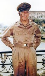 General MacArthur in Japan: