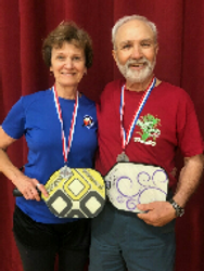 Cynthia Boudreaux and Ronnie Gonsoulin