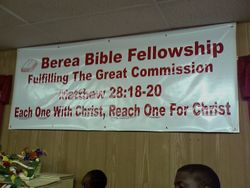 Berea Bible Fellowship