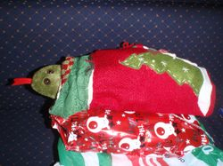 There's a monster in my stocking......