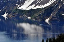 Crater Lake, Morning 6