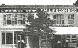 Cambridge Bank/ Lipscomb Co.