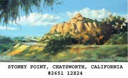 Stoney Point, Chatsworth, CA
