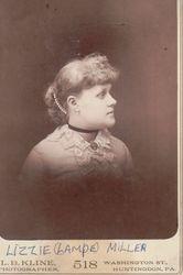 Lizzie (Lampe) Miller