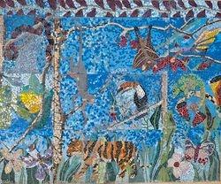 Entrance Wall Mosaic