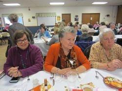 June Hall, Barbara Palmer, Mary Lou Charron