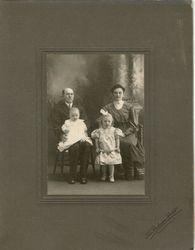 Daniel S. Garner Family
