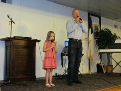 Victory Lane Grace Bible Camp June 2014