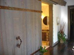 Bathroom Door - Yogi Project