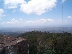 Costa de Guanica vista desde la Torre